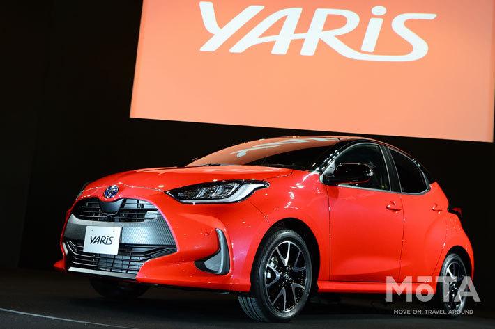 トヨタ、新型コンパクトカー「YARIS(ヤリス)」を世界初公開|アクアも超える超・低燃費! ヴィッツが世界共通名に変身