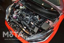 新開発1.5リッターハイブリッド車用 3気筒「M15A」ダイナミックフォースエンジン+ハイブリッドシステム