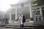 三峯神社へ長距離ドライブ