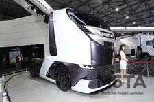 いすゞのショーモデル「FLIR」