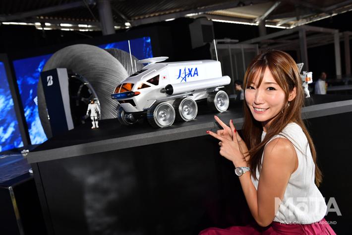 ちなってぃーが行く!【東京モーターショー2019】 vol,2│ちょっと先の未来が楽しめる「FUTURE EXPO」