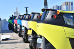 超小型モビリティ試乗体験 OPEN ROAD/東京モーターショー2019