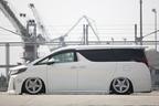高性能エアサスで30系アルファード/ヴェルファイアを思い通りの車高&快適な乗り心地に! 国産エアサスメーカー老舗ACC【Vol.1】