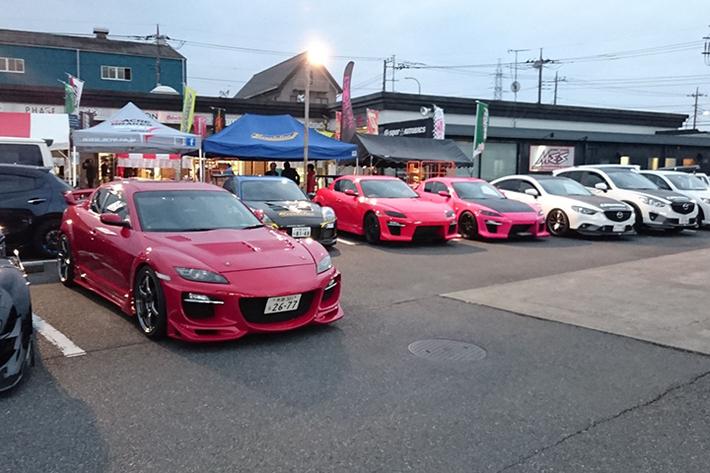 スーパーオートバックス千葉長沼店「マツダフェスタ」