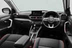 トヨタ 新型車ライズ Z 2WD 内装色:ブラック
