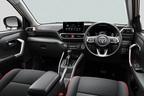 トヨタ 新型車ライズ G 2WD 内装色:ブラック