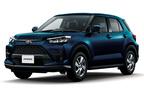 """トヨタ 新型車ライズ X""""S"""" 2WD レーザーブルークリスタルシャイン"""