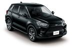 トヨタ 新型車ライズ Z 2WD ブラックマイカメタリック