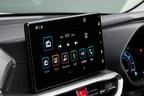 トヨタ 新型車ライズ 9インチディスプレイオーディオ