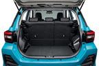 トヨタ 新型車ライズ ラゲージスペース