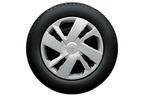 トヨタ 新型車ライズ 195/65R16タイヤ&16×6Jスチールホイール (樹脂フルキャップ)