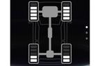 ダイハツ 新型ロッキー アクティブマルチインフォメーションメーター<4WD作動確認イメージ>