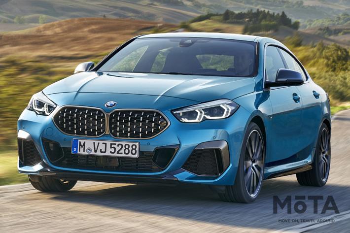 BMW 新型2シリーズ グランクーペが登場