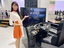 日野ブース ドライバー異常時対応システムシミュレーター