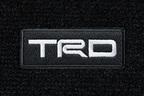 TRDパーツ ラゲージマット ロゴ