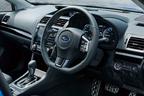 スバル レヴォーグ特別仕様車「2.0GT EyeSight V-SPORT」本革巻ステアリングホイール(シルバーステッチ)