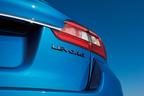 スバル レヴォーグ特別仕様車「2.0GT EyeSight V-SPORT」LEVORGリアオーナメント(ラスターブラック)