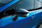 スバル レヴォーグ特別仕様車「2.0GT EyeSight V-SPORT」ブラックカラードドアミラー