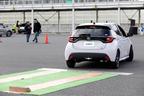 トヨタ 新型ヤリス(プロトタイプ)/高度駐車支援システム Advanced Park
