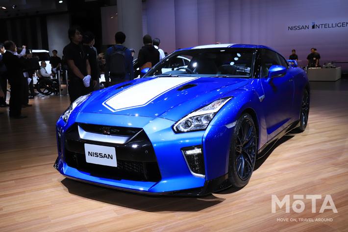 憧れのGT-Rが目の前に! 50周年記念モデルや「GT-R NISMO」を総ざらい【東京モーターショー2019】