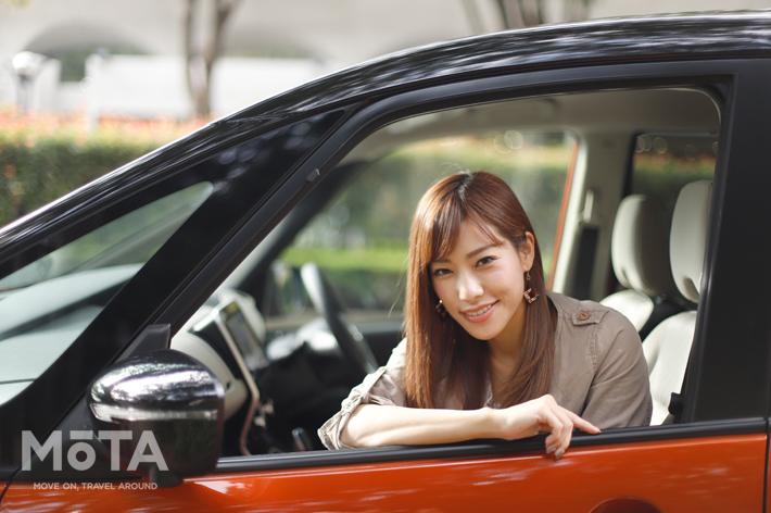 【私をドライブに連れてって】~日産 セレナe-POWER × 星野奏~