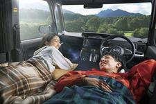 【2020年最新版】車中泊におすすめなクルマTOP5   快適に車中泊できる車...