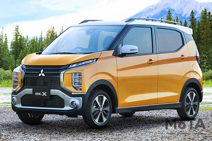 三菱 「eKクロス」と「eKワゴン」が「2020年次RJCカーオブザイヤー」を受賞
