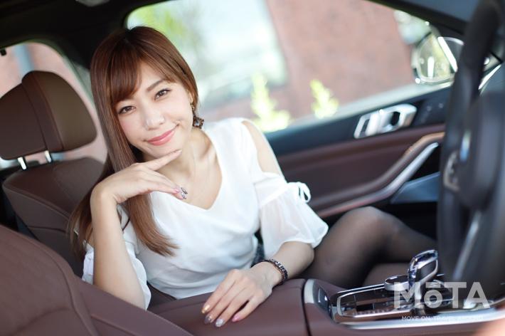 【私をドライブに連れてって】~BMW X5 × 星野奏~