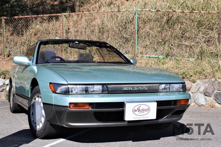 S13型 シルビア コンバーチブル 1988