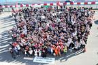 オーテック里帰りミーティング2019|クルマ好きから子供連れまで575人が参加