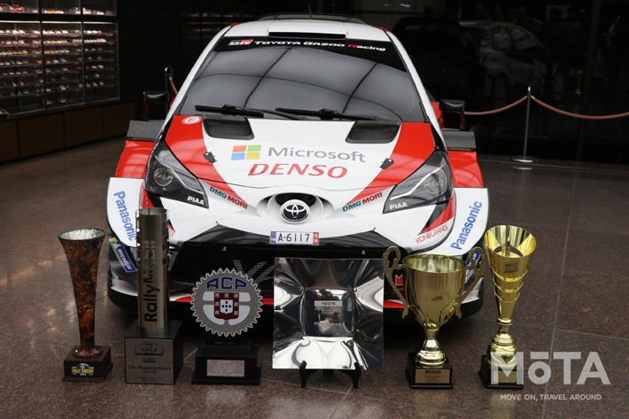 タイトル2冠達成でトミ・マキネン代表も歓喜!|トヨタ GR WRCシーズンエンド取材会