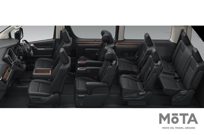 トヨタ 新型高級ミニバン「グランエース」登場|12月16日発売