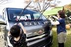車中泊&キャンプが満喫できるハイエースの魅力をダイレクトカーズのイベントで再発見!!