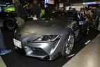 新型スープラが実習車!? DIYで750馬力の驚き80スープラも【東京オートサロン2020】