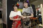 チャイナドレスがセクシーな美女が盛り上げた中国パビリオン【東京オートサロン2020】
