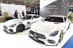 AMG GTシリーズをオリジナルエアロでスポーティに|デザインワークス【東京オートサロン2020】
