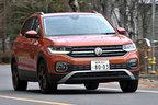日本の道にどストライク! VWの売れ線コンパクトSUV「T-Cross(ティークロス)」に試乗