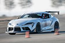 TOYOTA GAZOO Racingのイメージをストリートに落とし込んだ橋本コーポレーションのGRスープラカスタム【Vol.2】