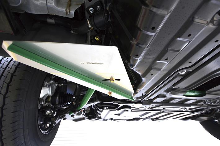 トイファクトリー T-SRフロアウィングスポイラー