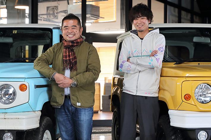 アピオ&ダムド 東京オートサロン2020