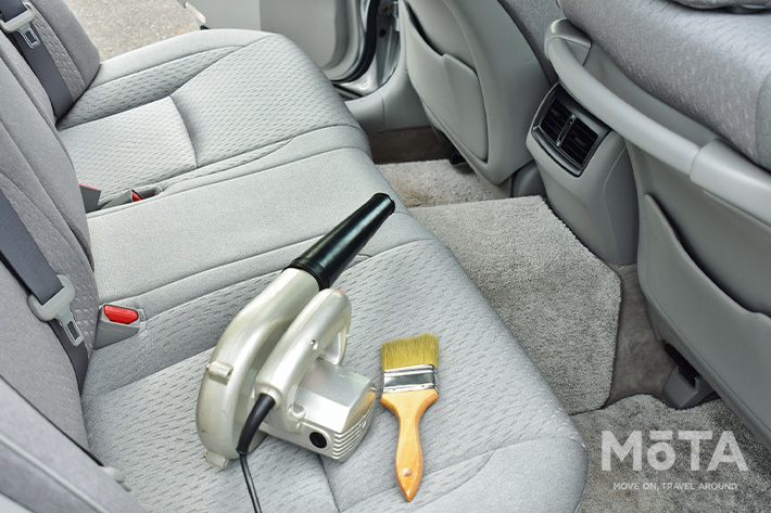 掃除 おすすめ 車 機