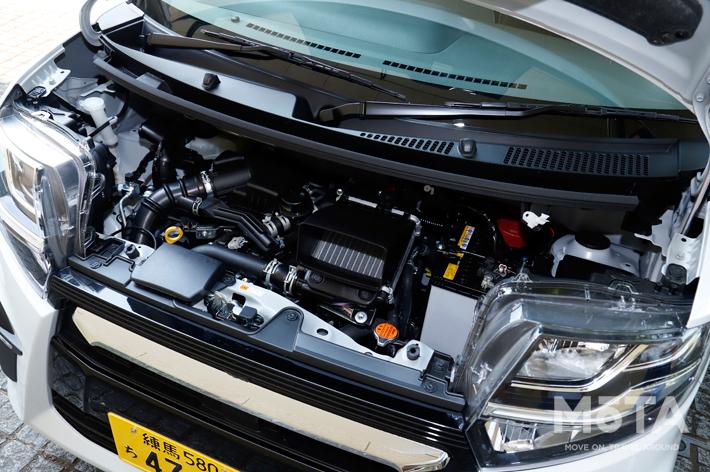 同じ排気量でもエンジンの違いによってパワーは異なる
