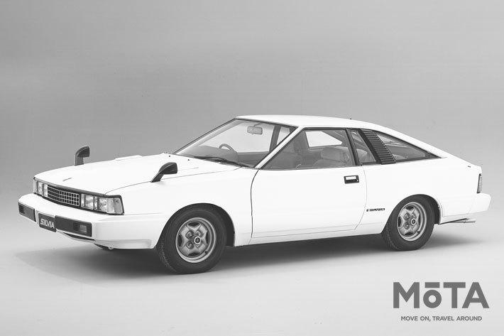 日産 シルビア ハッチバック Turbo ZSE-X G[S110型・後期型・1981年]