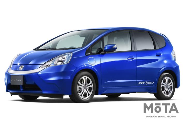 電気自動車「フィットEV」