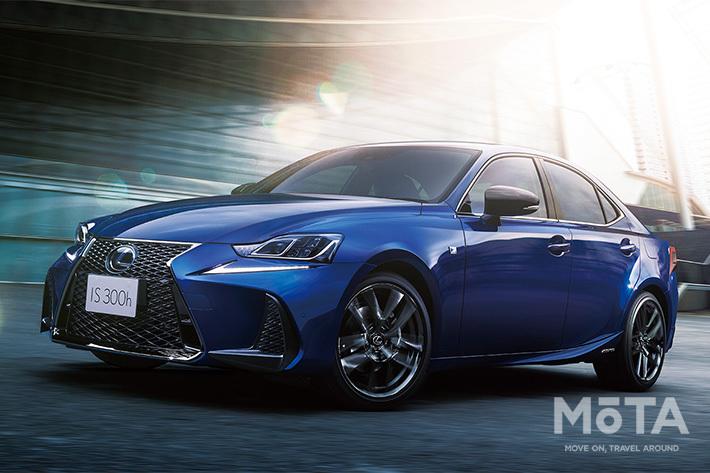 """2019年09月発表 IS 300h 特別仕様車""""I Blue"""""""