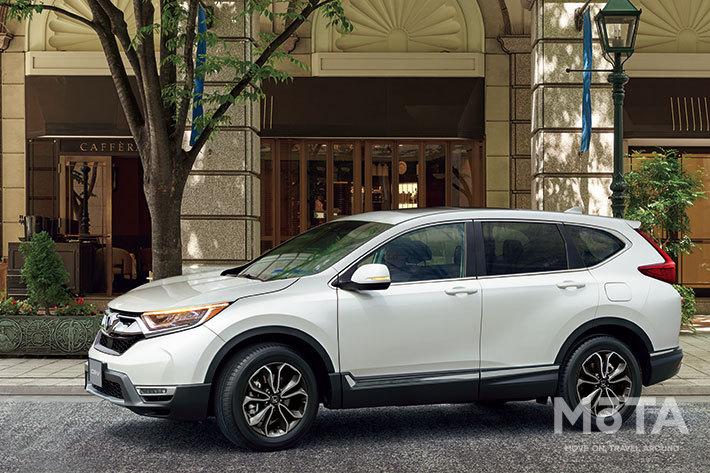 北米で売られるホンダ車の中で最も売れている「ホンダ CR-V」だが、国内では惨敗状態にある