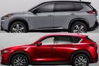 プレミアム過ぎる! 日産 新型エクストレイル vs マツダ CX-5 話題の高級SUVを徹底比較してみた