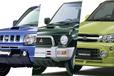 ジムニー/パジェロミニ/テリオスキッド 日本が世界に誇る軽SUV3選【MOTA写真館】