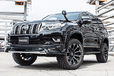 ワイルド&都会的なUSストリートテイストのホイールで4WDを力強くカスタム!|MGシリーズ