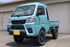 オシャレで使えるカスタム軽トラのコンプリートカー|J-TANTO サムライピックアップ【Vol.1】